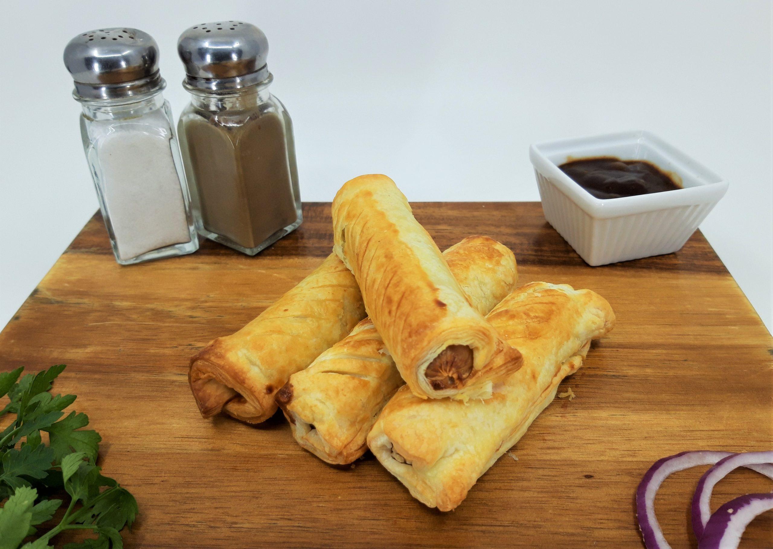 Party sausage rolls 1pc / Party párky v těstíčku 1ks