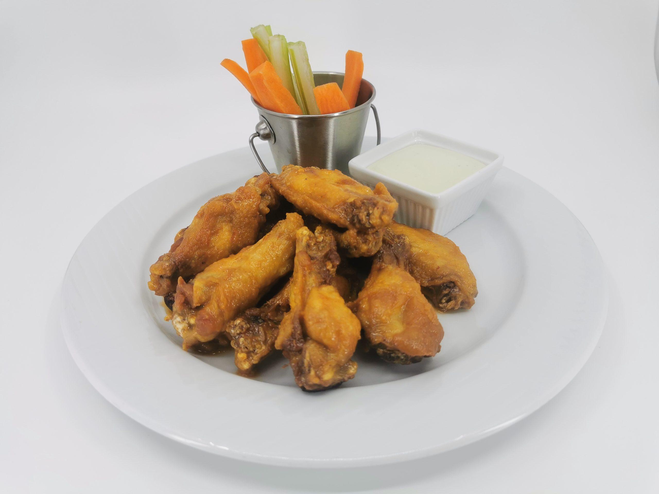 Chicken wings SPICY 12pcs / Kuřecí křidélka PÁLIVÁ 12ks